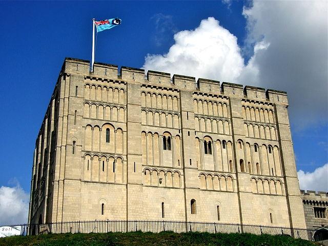 Castillo de Norwich
