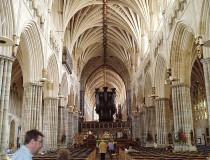 Iglesia Catedral de San Pedro en Exeter