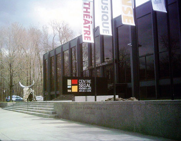Centro de Artes Escénicas Segal