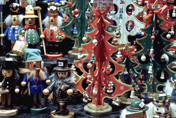 Algo tan típico como el Árbol de Navidad tiene origen alemán