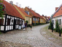 Museo de Jutlandia en Ebeltoft