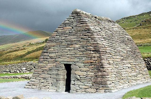 Gallarus Oratory en Kerry