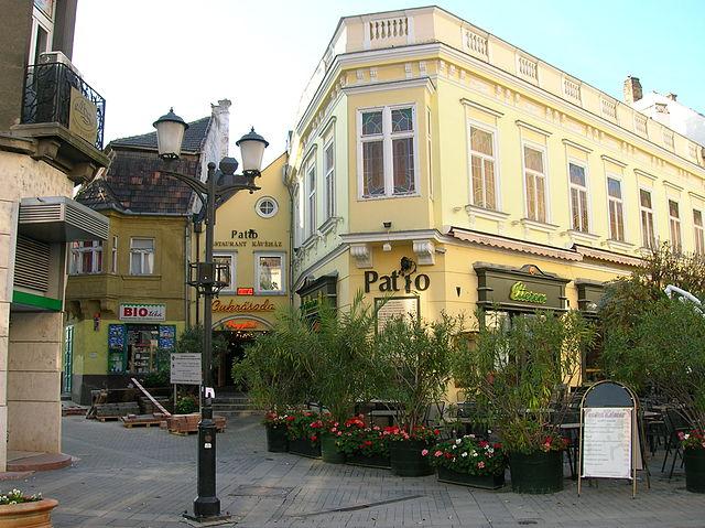 Colección Imre Pakt en Gyor