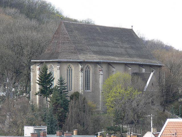 Iglesia de Avas en Miskolc