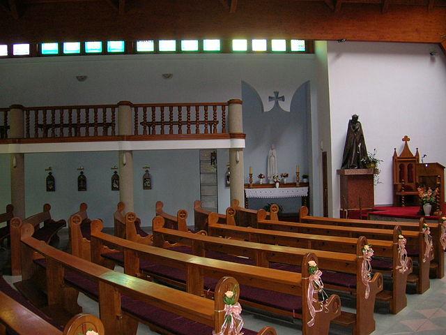 Iglesia Espíritu Santo de Héviz
