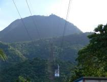 Montaña Isabel de Torres en Puerto Plata
