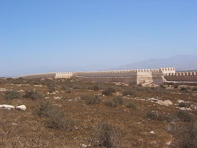 Conocer la antigua Kasbah de Agadir