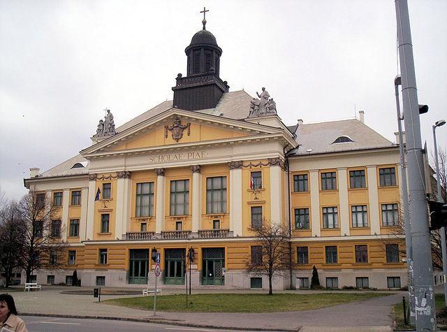 Museo de Fotografía Húngaro en Kecskemét