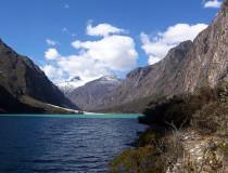 Laguna Parón en Ancash