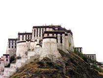 En las cercanías del Tibet, Lhasa