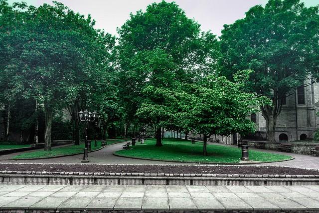 Parque Bishop Lucey en Cork