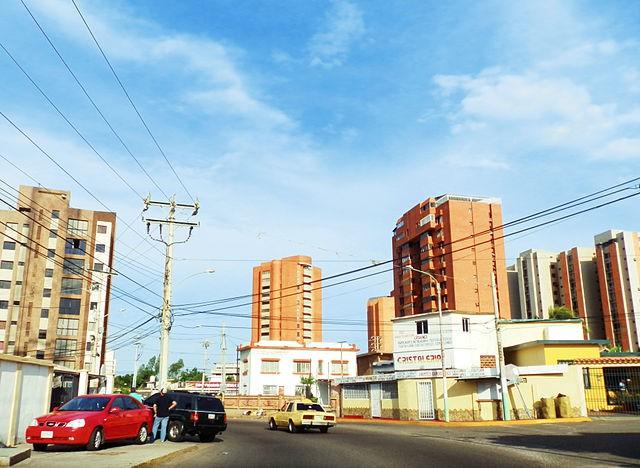 Mercado de las Pulgas en Maracaibo