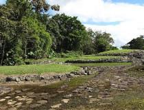 Monumento Nacional Guayabo en Costa Rica