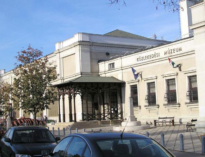 Museo de la Técnica y el Transporte de Hungría