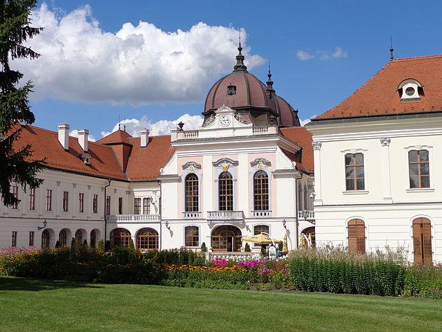 Palacio de Gödöllő