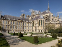 Palacio de Tau en Reims