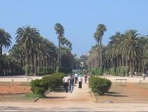 Parque de Atracciones Sindibab en Casablanca