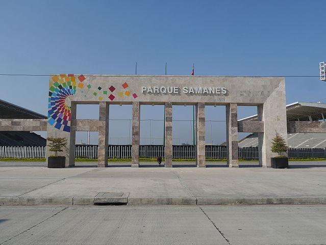 Parque Samanes en Guayaquil
