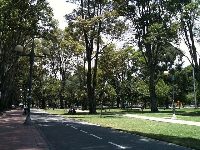 Parque Urbano El Virrey de Bogotá