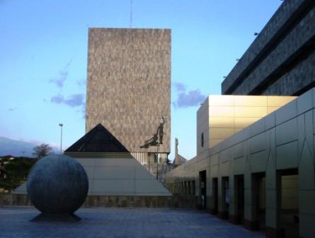 Plaza de la Justicia en San José