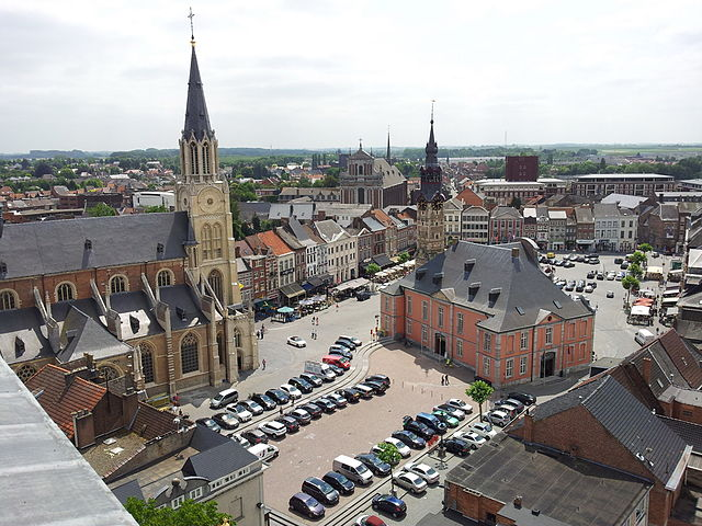 Plaza del Mercado de Sint-Truiden