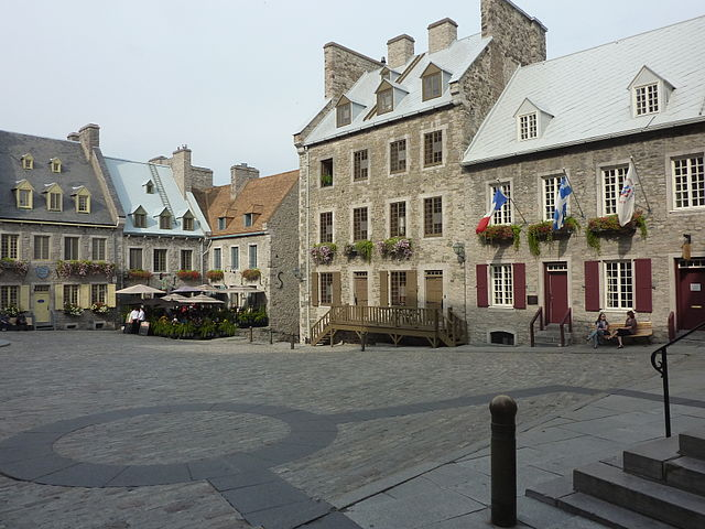 Plaza Real de Quebec