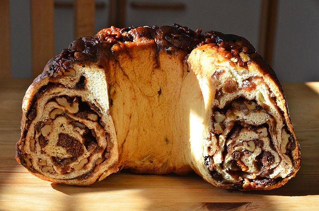 Reindling Cake Pascua en Austria