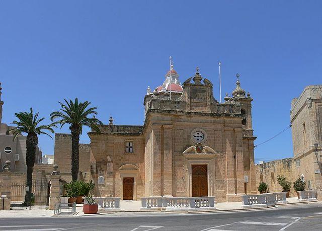 Iglesia de Santa María en Safi