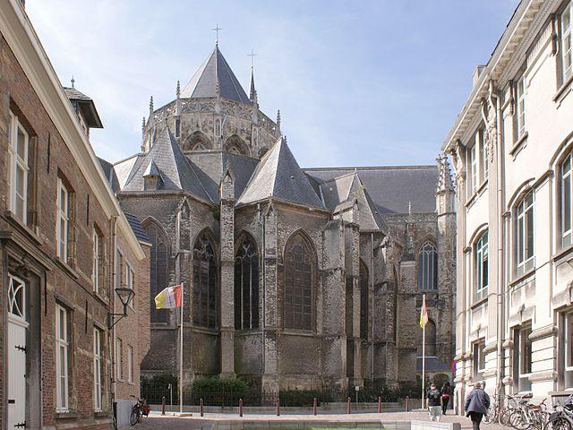 Iglesia de San Martín de Aalst