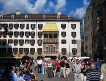 Goldenes Dachl en Innsbruck