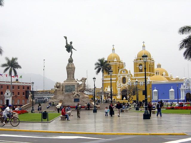 Casa Museo Mariscal de Orbegoso de Trujillo