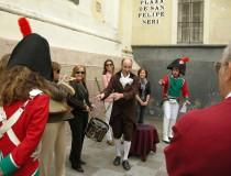 Visitar Cádiz con una visita teatralizada, una manera distinta de conocer la ciudad