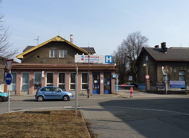 Dolní Oblast Vítkovice en Ostrava