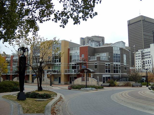 Galería 1C03 en Winnipeg