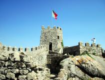 El Castillo de los Moros, en Sintra