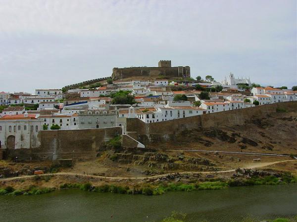 Mértola es una villa portuguesa con mucha historia