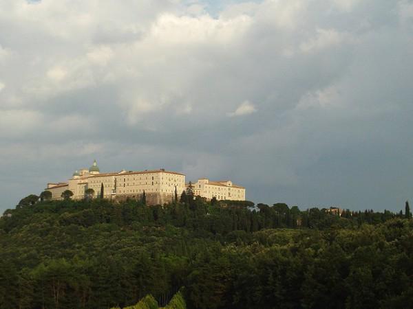 La Abadía de Montecassino es un monumento histórico de Italia