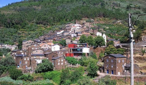 Piodao está considerada como una de las aldeas más bonitas de Portugal