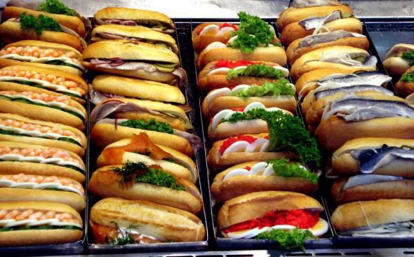 La historia dice que el sandwich se inventó en Aquisgrán