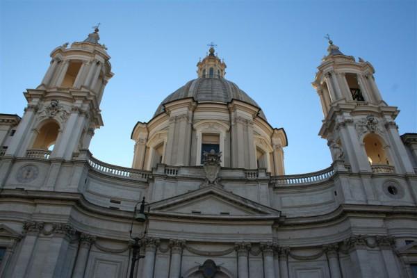 Iglesia de Santa Inés en Agonía, en Roma