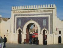 Bab Bou Jeloud en Fez