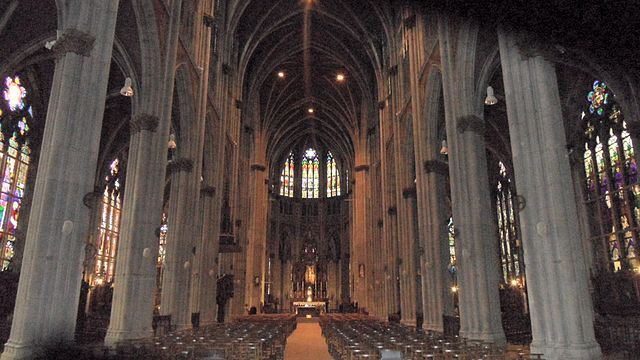 Basílica de St. Epvre en Nancy