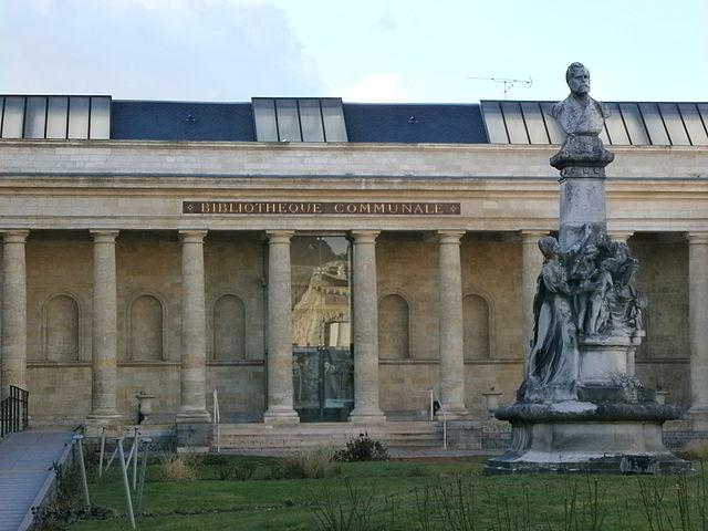 Biblioteca Louis Aragon en Amiens