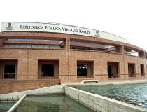 Biblioteca Virgilio Barco en Bogotá