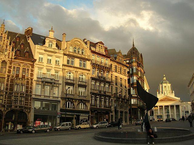 Museo del Reloj de Loza de Bruselas