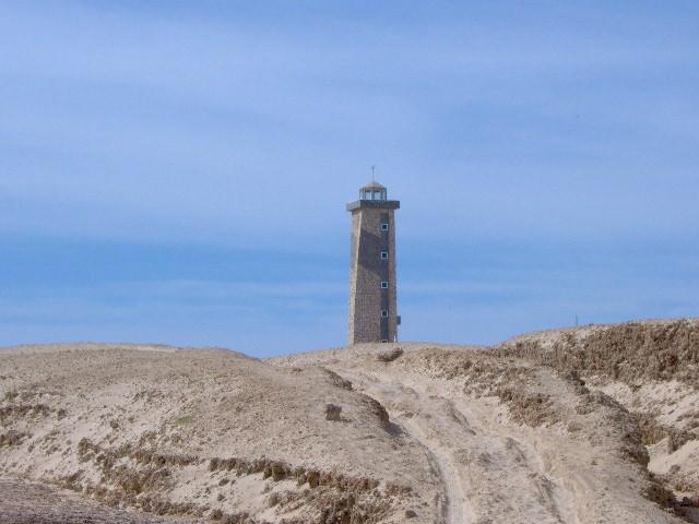 Cabo San Román en la península de Paraguaná
