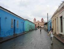 Plaza del Carmen de Camagüey