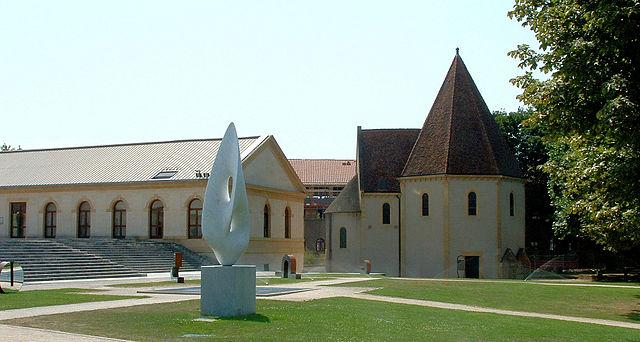 Capilla de los Templarios de Metz