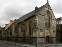 Capilla de Saint-Yves