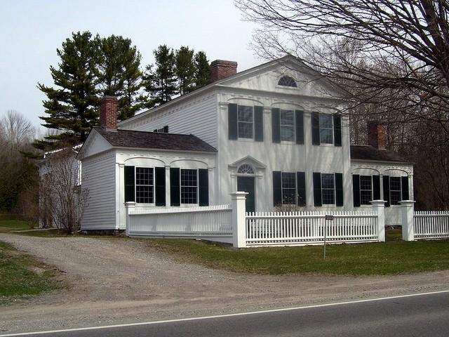 Museo Casa Barnum en Grafton